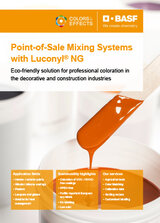 Luconyl NG - Point-of-Sale Mixing Systems