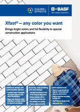 Xfast for special construction applications